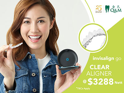 Invisalign® Clear Aligner From $3,103*